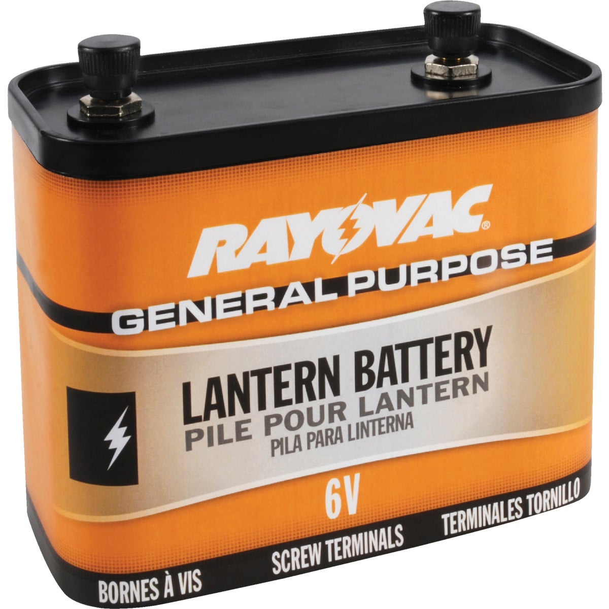 6V LANTERN BATTERY - 918 by Ray O Vac