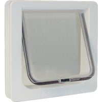 Ideal Pet Products CAT FLAP 4-WAY LOCKING SPF