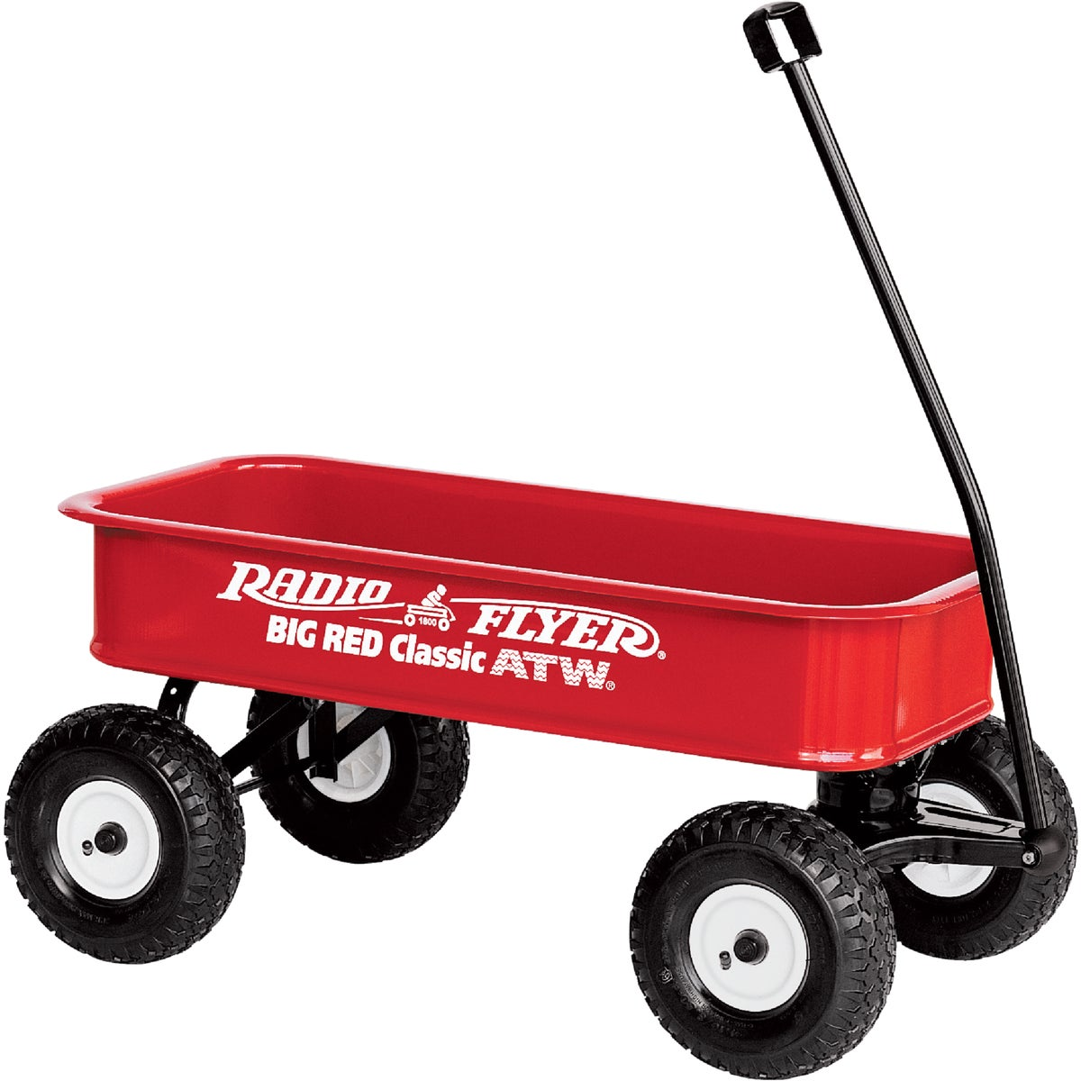 BIG RED ATW WAGON - 1800 by Radio Flyer Shanghai