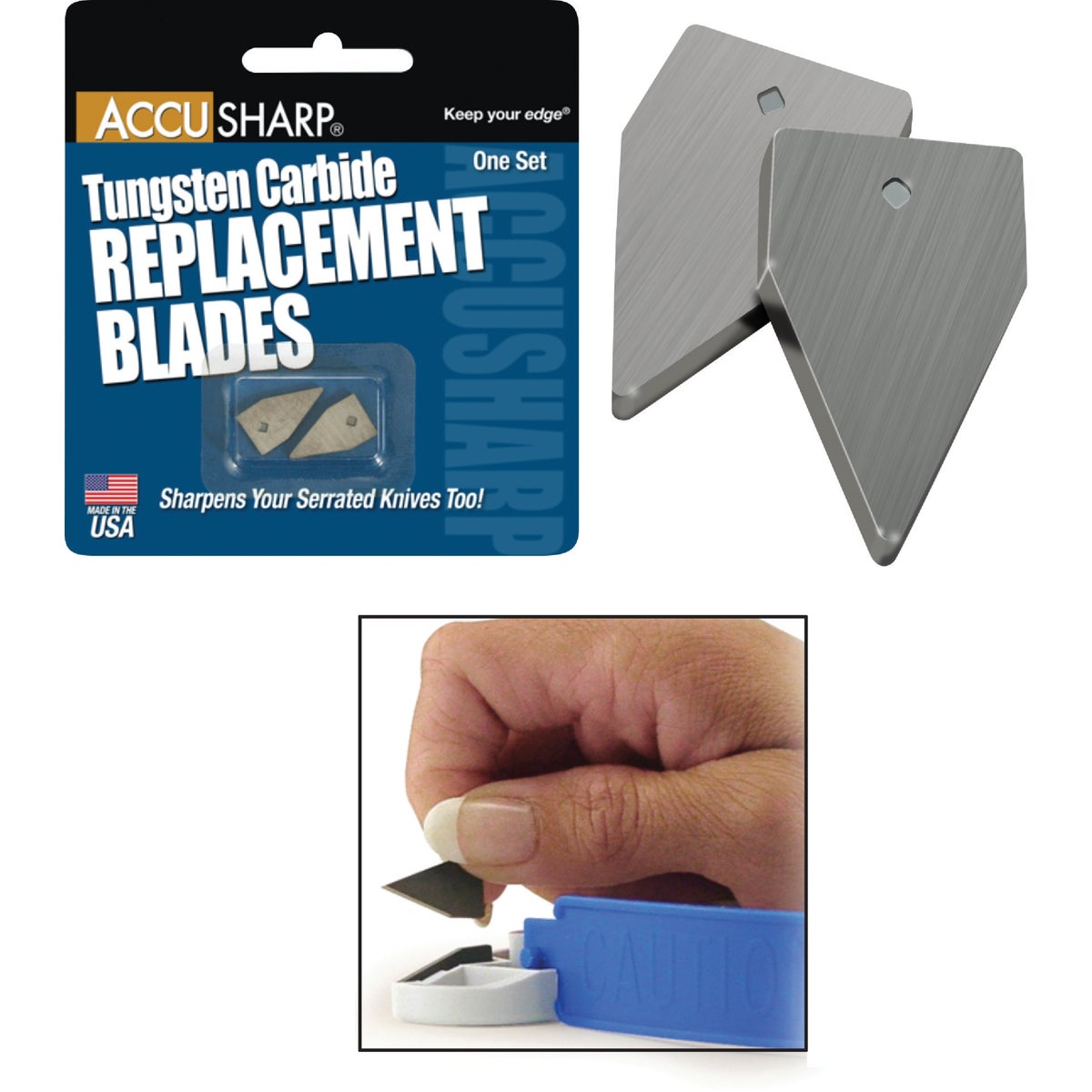 REPLACEMENT BLADE - 003 by Fortune Products Inc