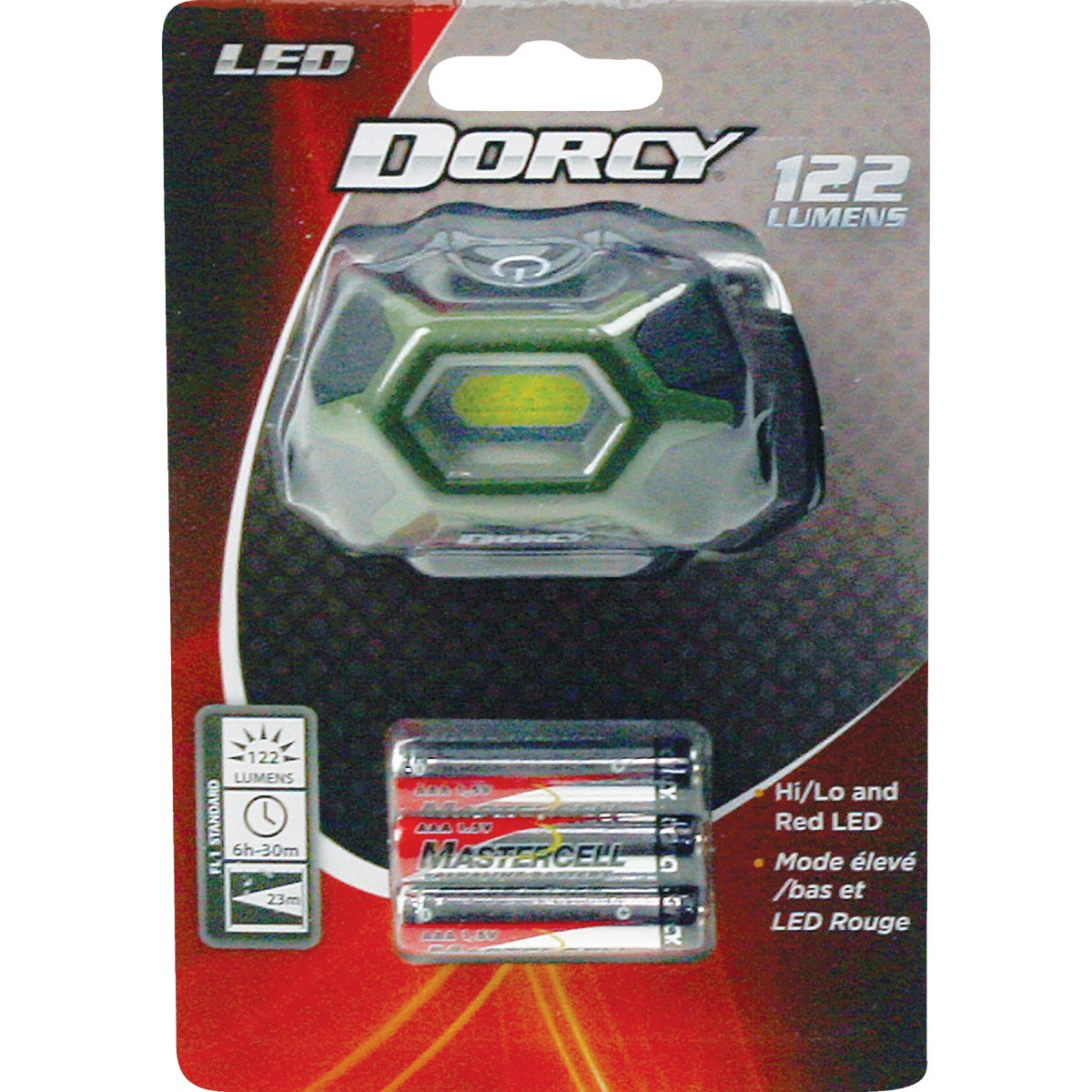 42 LUMEN HEADLIGHT - 41-2093 by Dorcy International