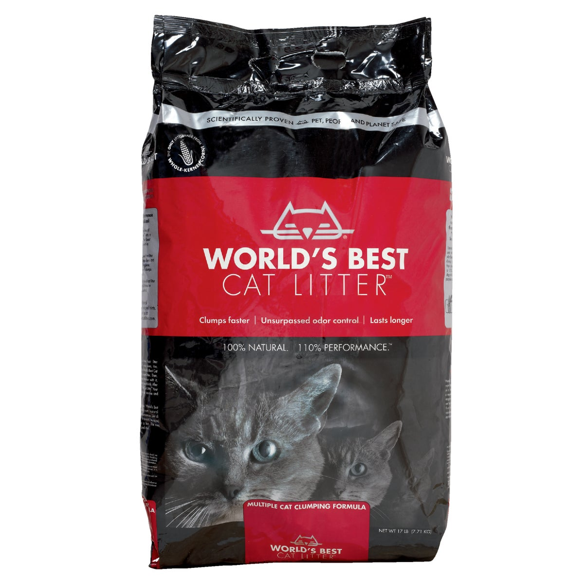 14LB WRLD BST CAT LITTER - 8054 by Kent Feeds Inc