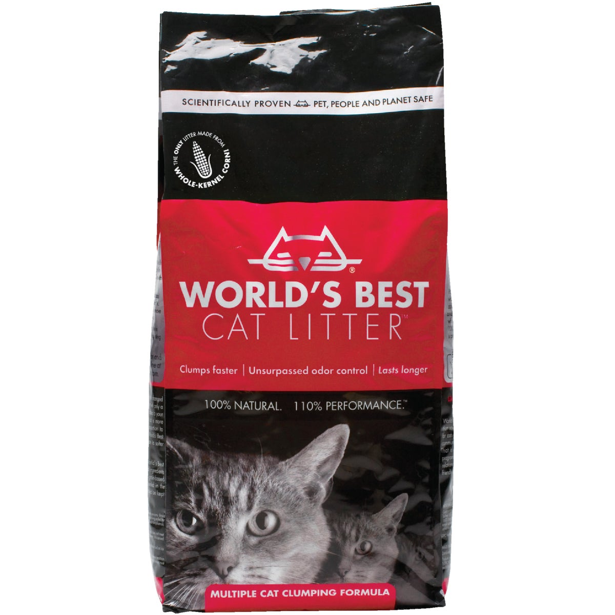 7LB WRLD BEST CAT LITTER - 8051 by Kent Feeds Inc