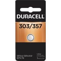P & G/ Duracell D303/357 1.5V WA BATTERY 40087