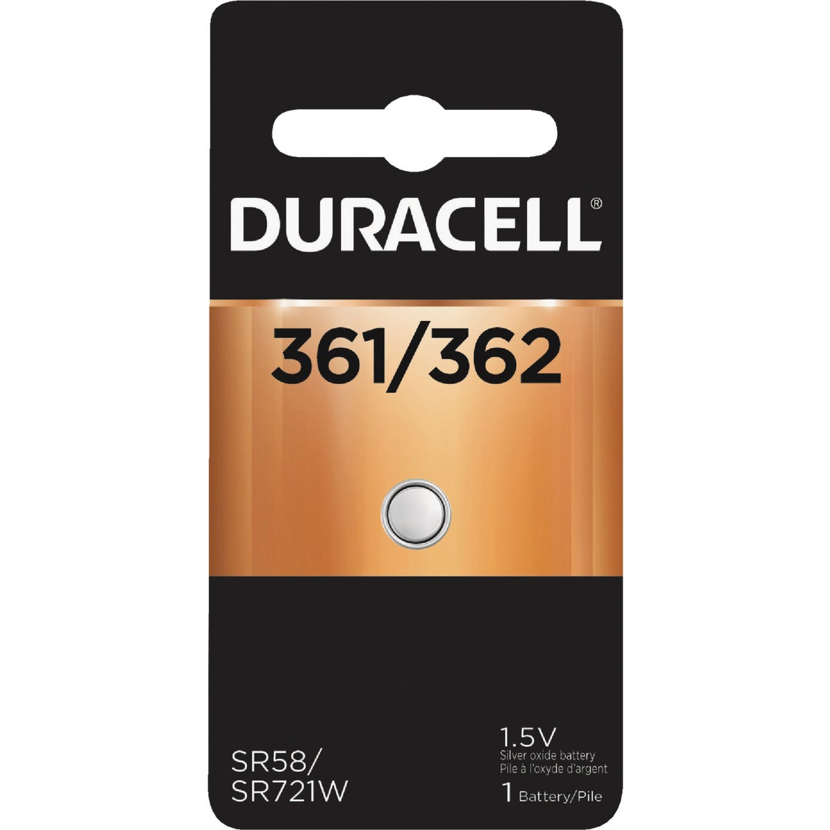 D361/362 1.5V WA BATTERY - 40887 by P & G  Duracell