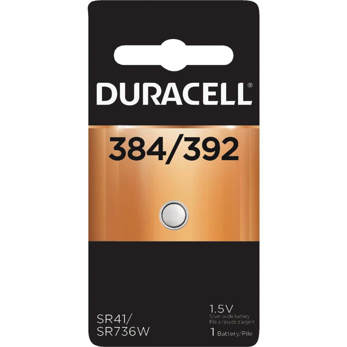 D384/392 1.5V WA BATTERY - 42287 by P & G  Duracell