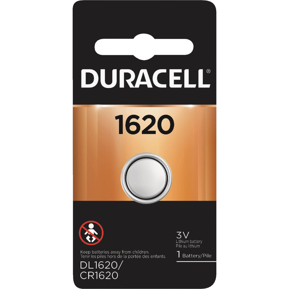DL1620 3V SECUR BATTERY