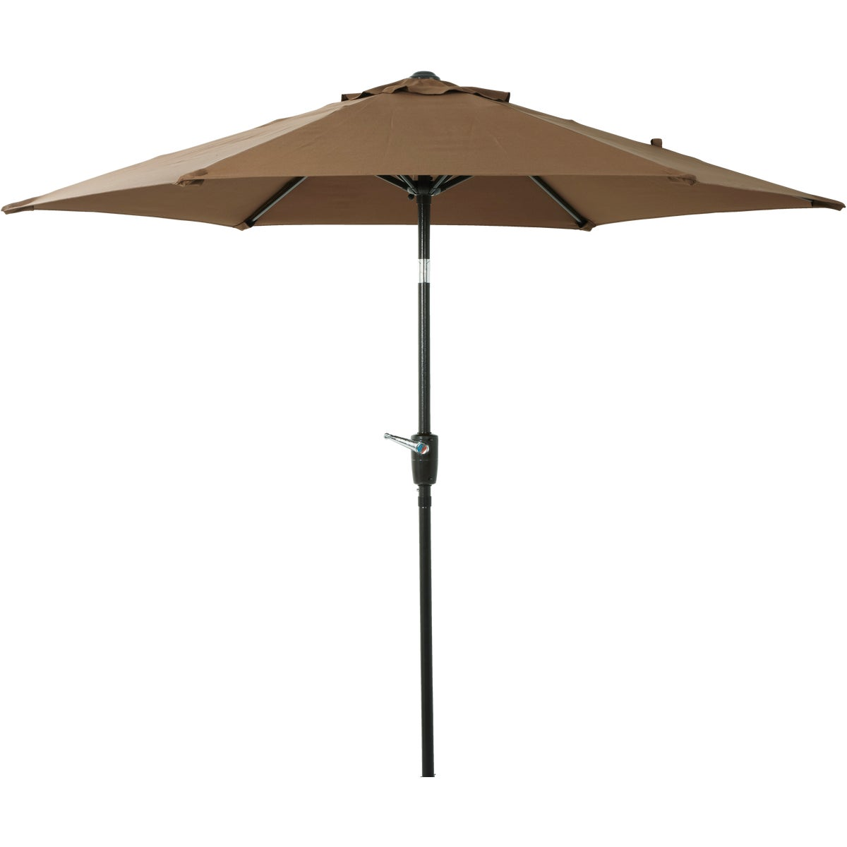 7.5' BROWN UMBRELLA