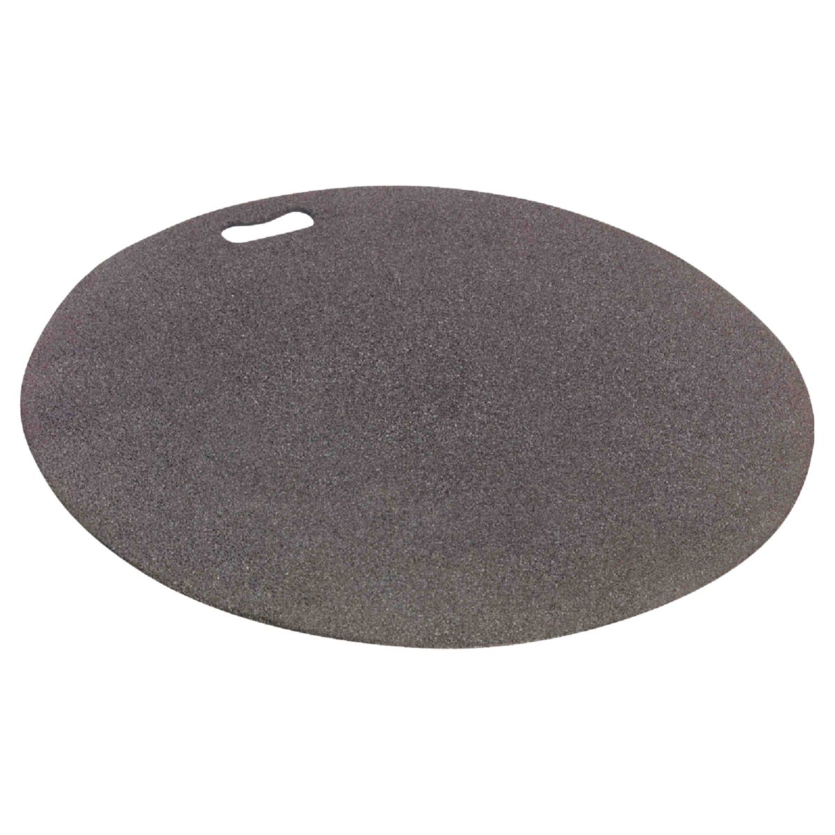 BROWN ROUND GRILL PAD