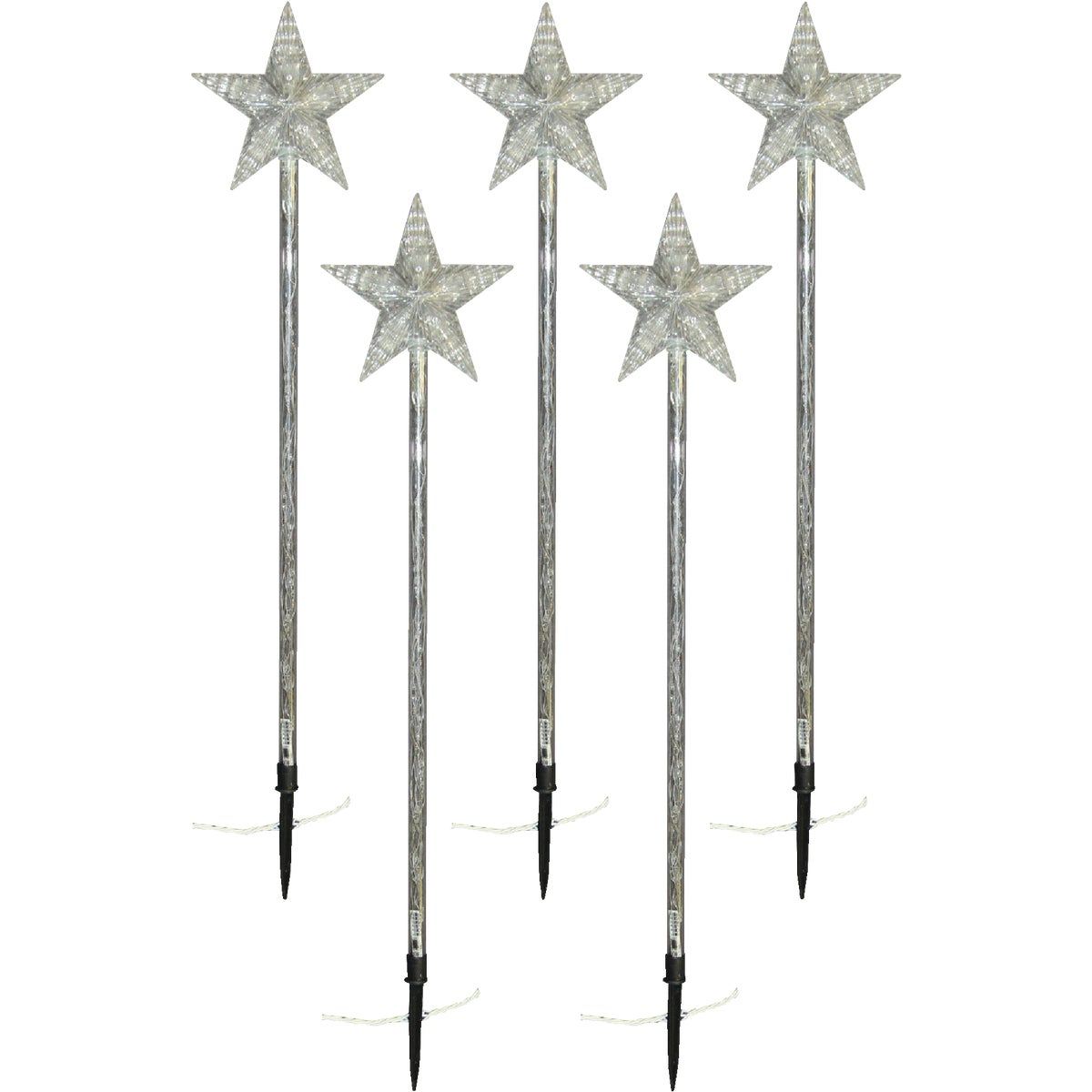 STAR SET/5 PATHMARKERS - 48-732-67 by Brite Star