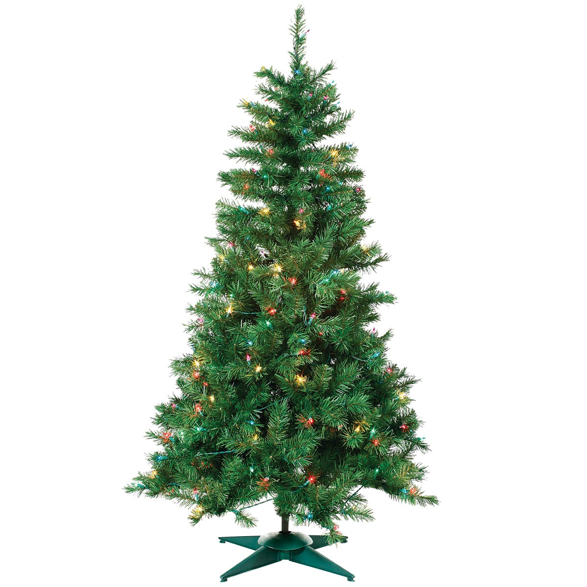 4'P/L COLRAD SPRUCE TREE
