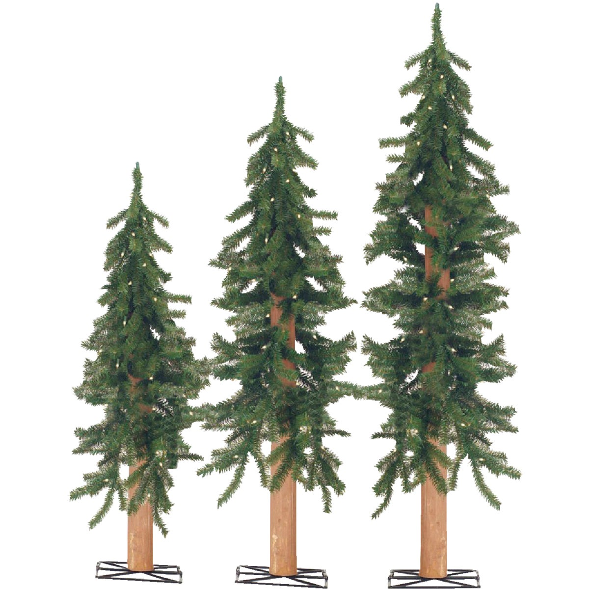 2-3-4FT P/L ALPINE TREES - 2511-234C by Sterling