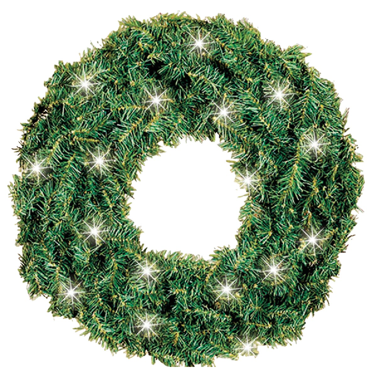 "24"" P/L CANADIAN WREATH - 447102 by Sterling"