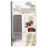 Christmas Mountain 2PK VINYL SIDING HOOK VSH05