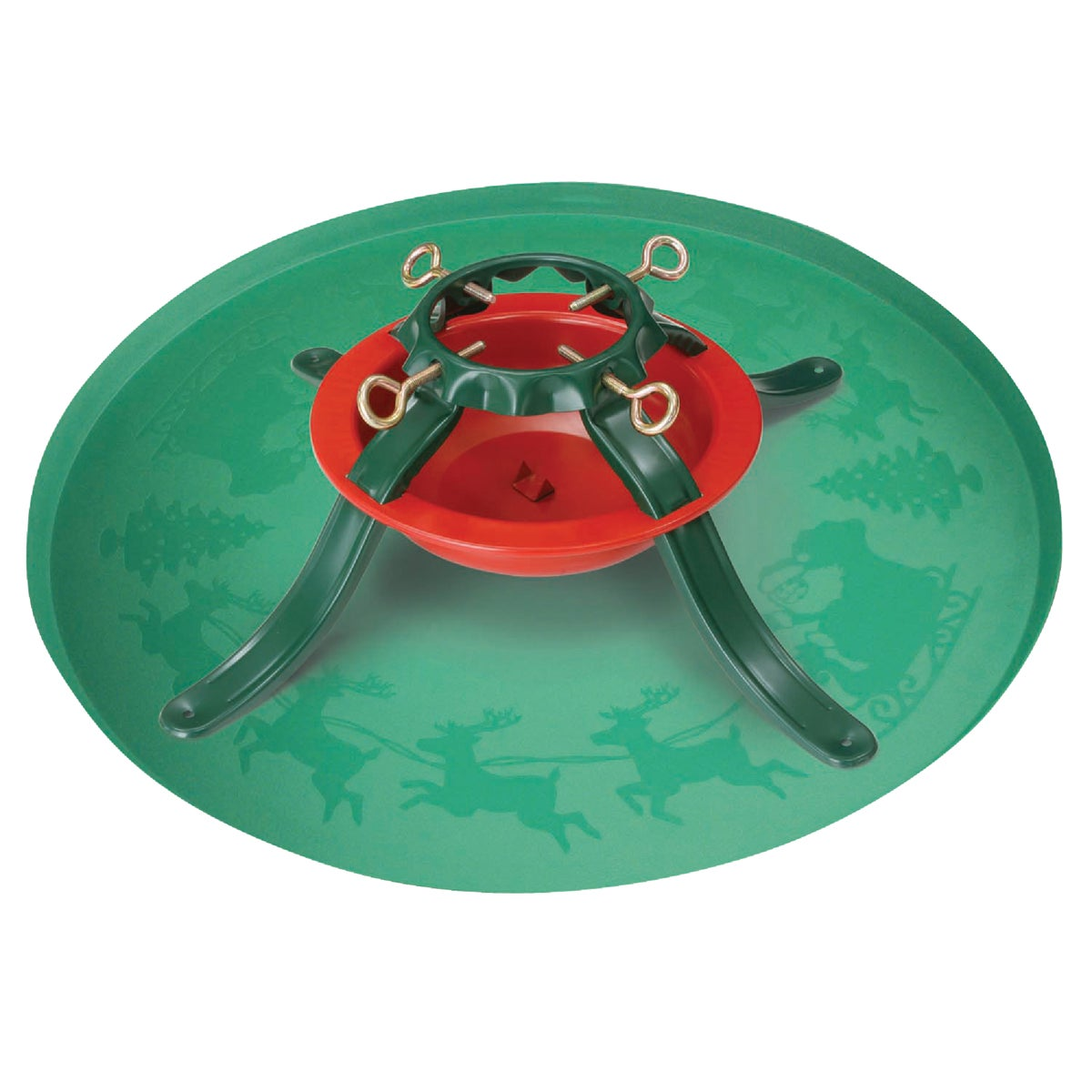 TREE STAND TRAY - XTRA by Jack Post   Chr Dom