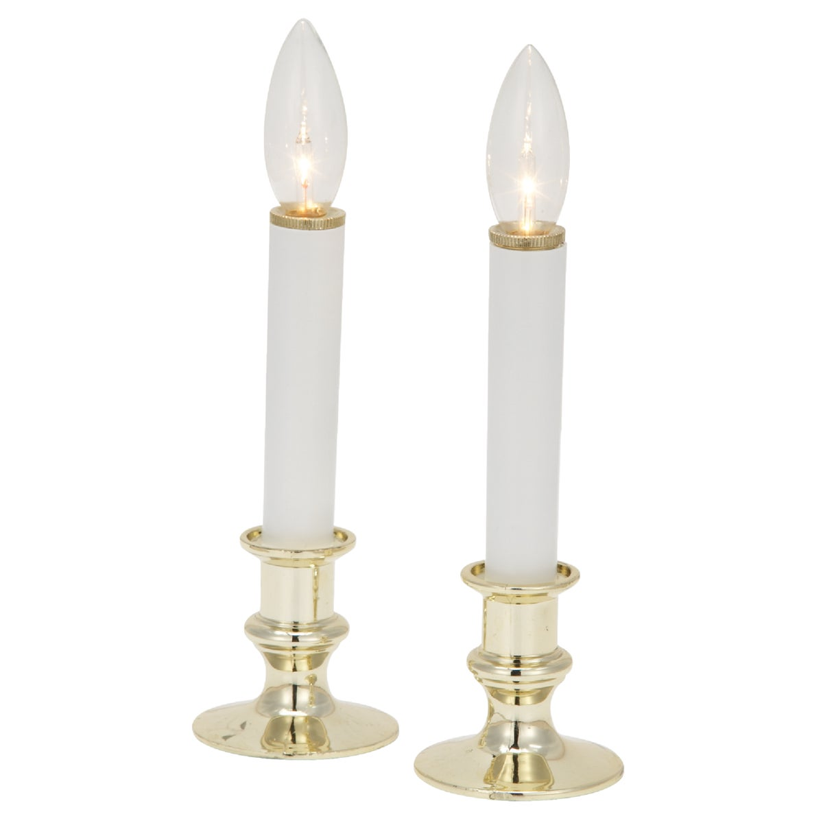 2PK BATTERY CANDLE