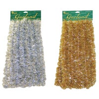F C Young 15' GOLD/SILVER GARLAND 22156A1