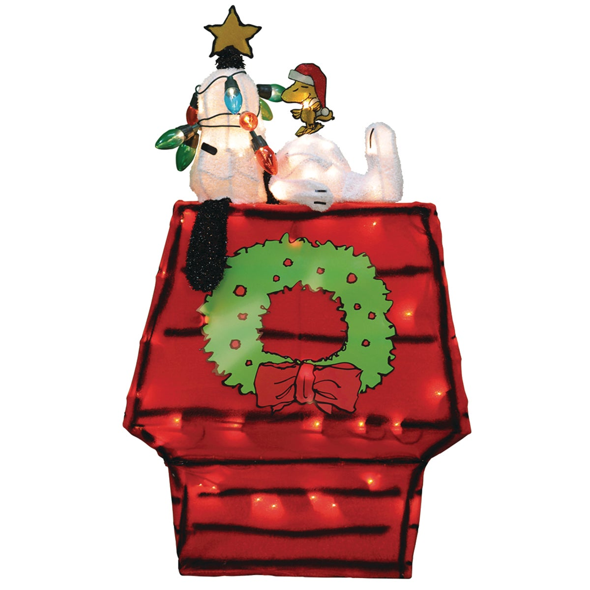 "36"" SNOOPY ON MAILBOX - 10259 by Product Works Llc"