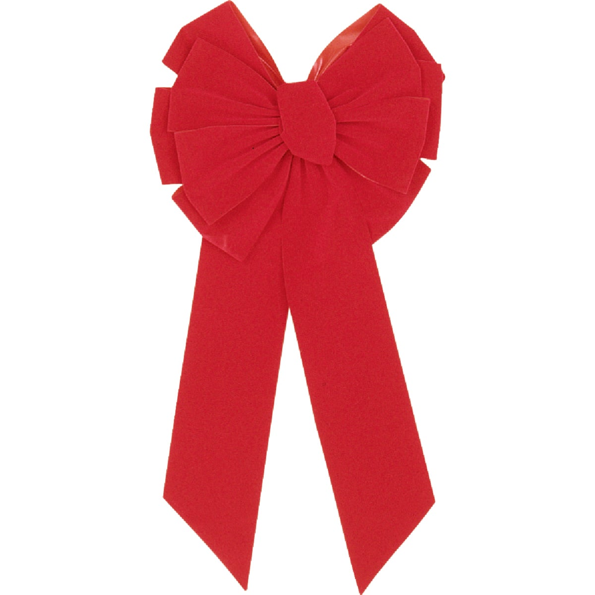 14X28 12-LOOP RED BOW