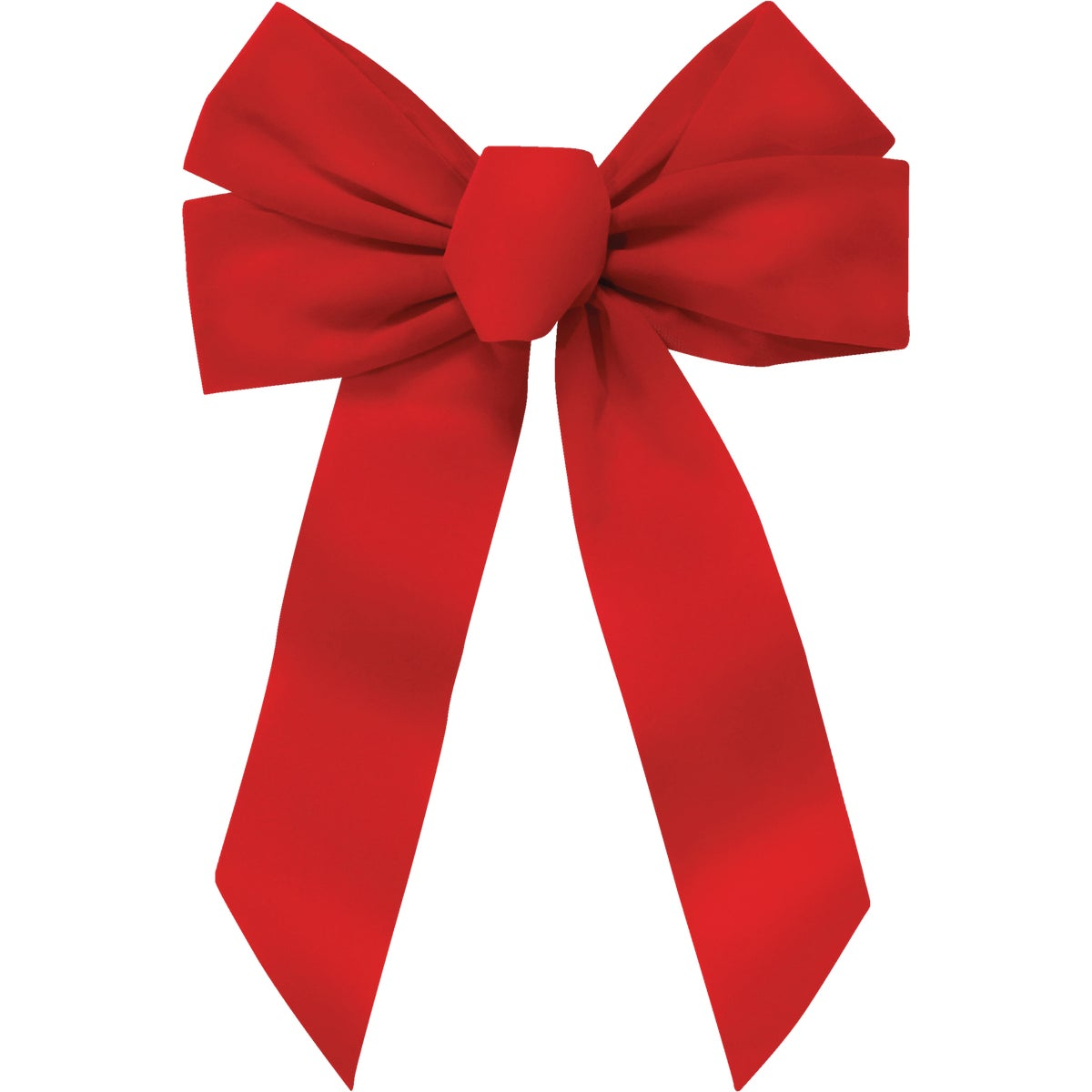 11X16 4 LOOP RED BOW - 4110P48-A621 by Dyno Seasonal  Tx
