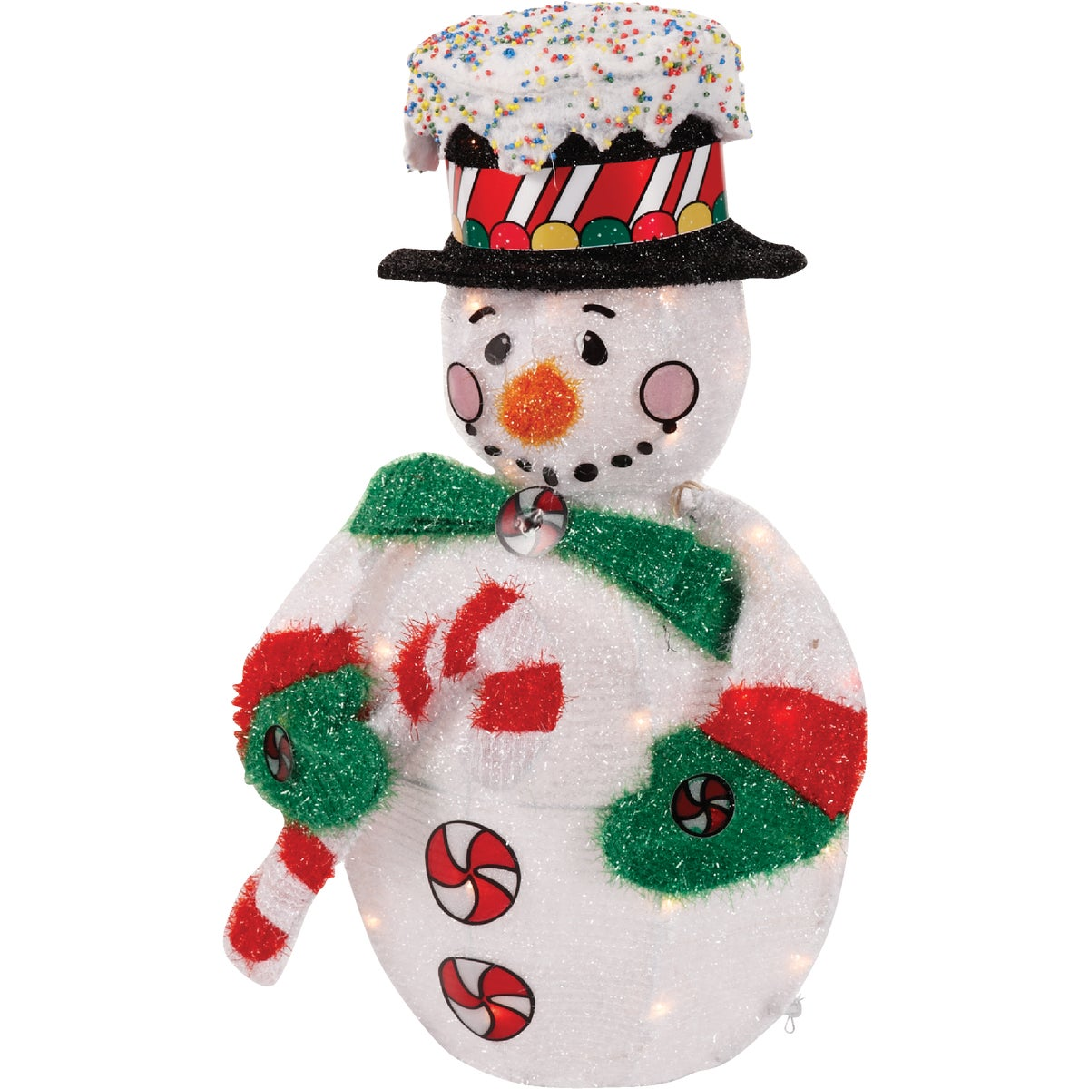 "24"" JOLLY SNOWMAN - 50014 by Product Works Llc"