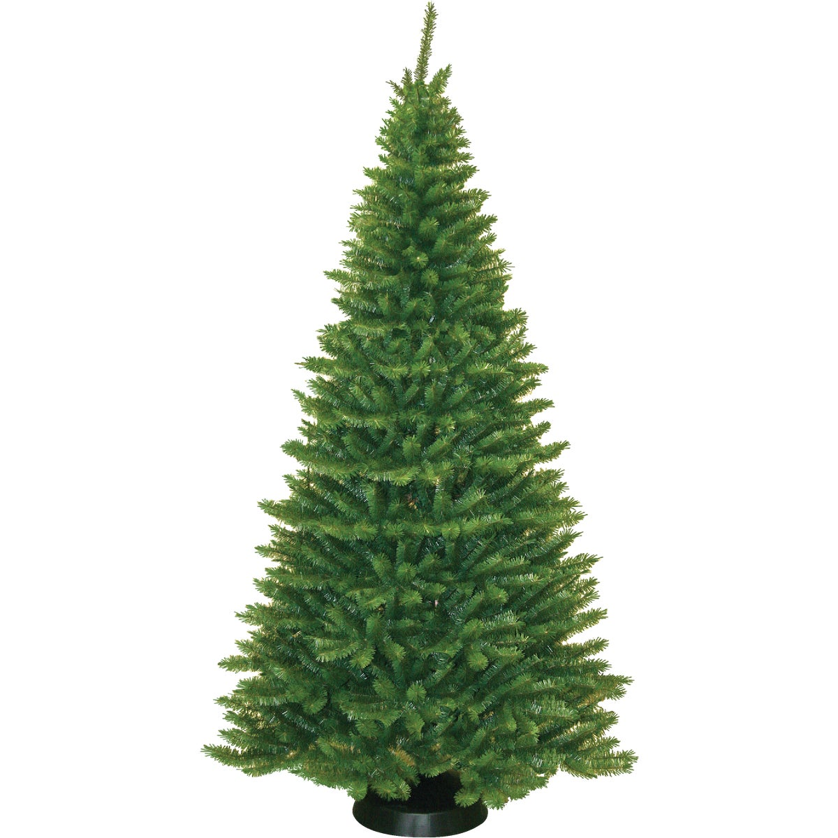 7.5' SLIM MOSS FIR TREE - DB-GMH75R126 by General Foam Dom Chr