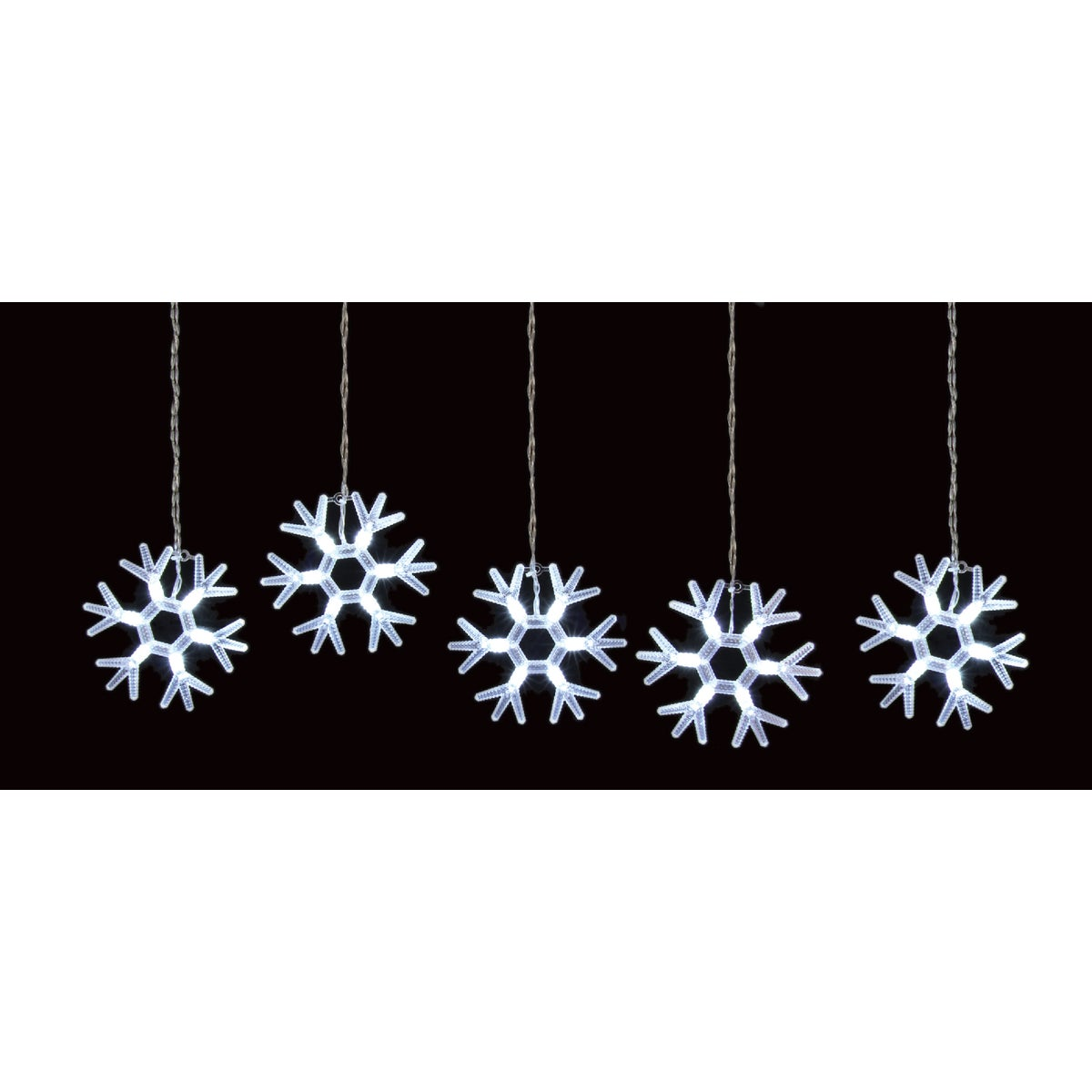 B/O SNOWFLAKES SET/3 - 48-551-67 by Brite Star
