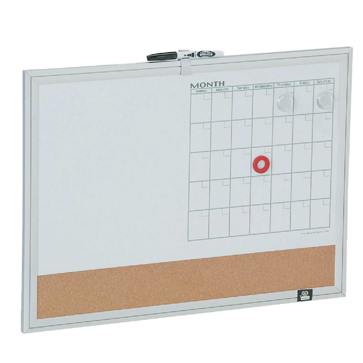 17X23 MAGNETIC BOARD - 79293 by Board Dudes Inc