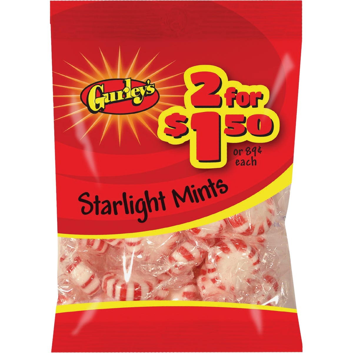 3.6OZ STARLIGHT MINTS - 10149 by Farleys  Sathers