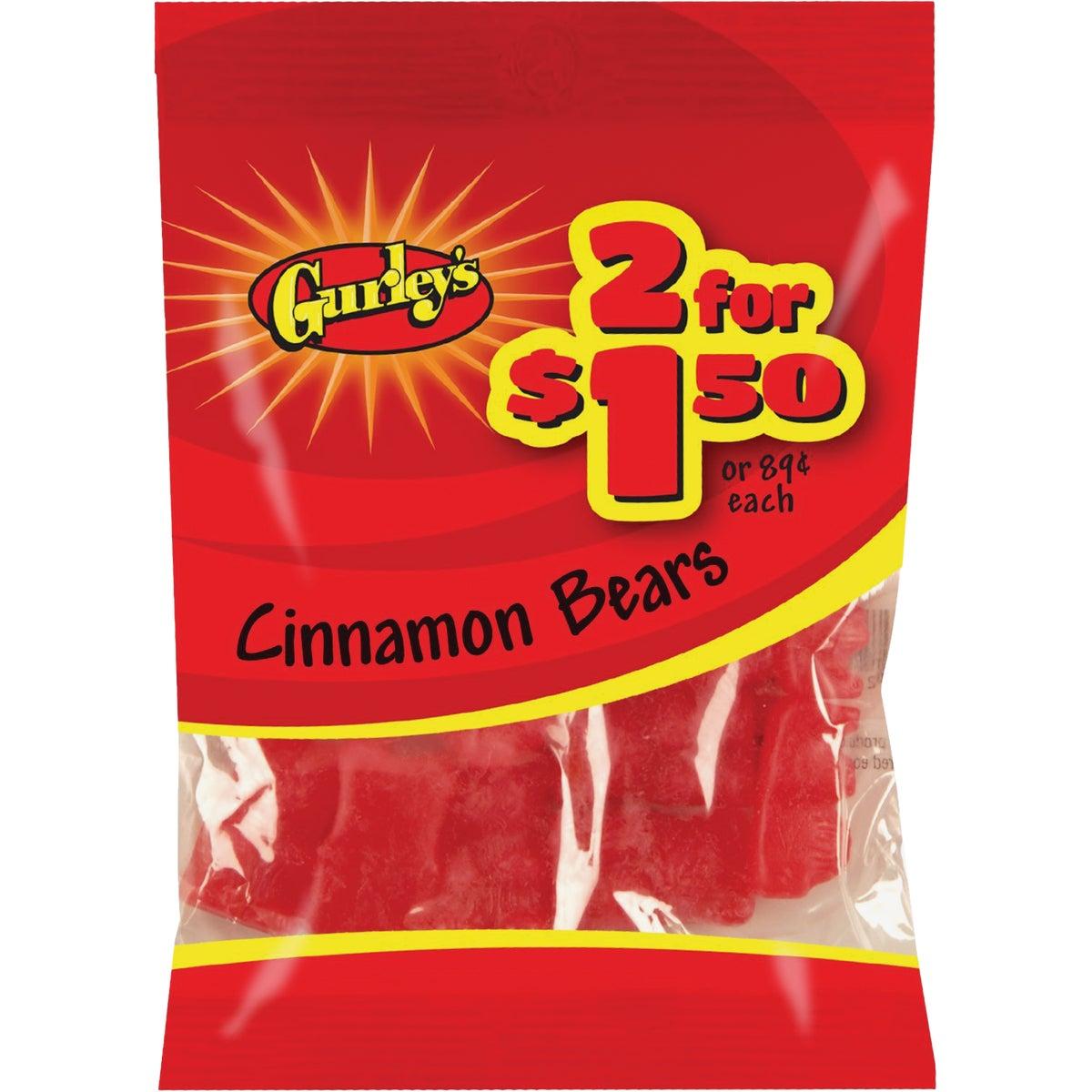 4OZ CINNAMON BEARS CANDY - 01223 by Farleys  Sathers