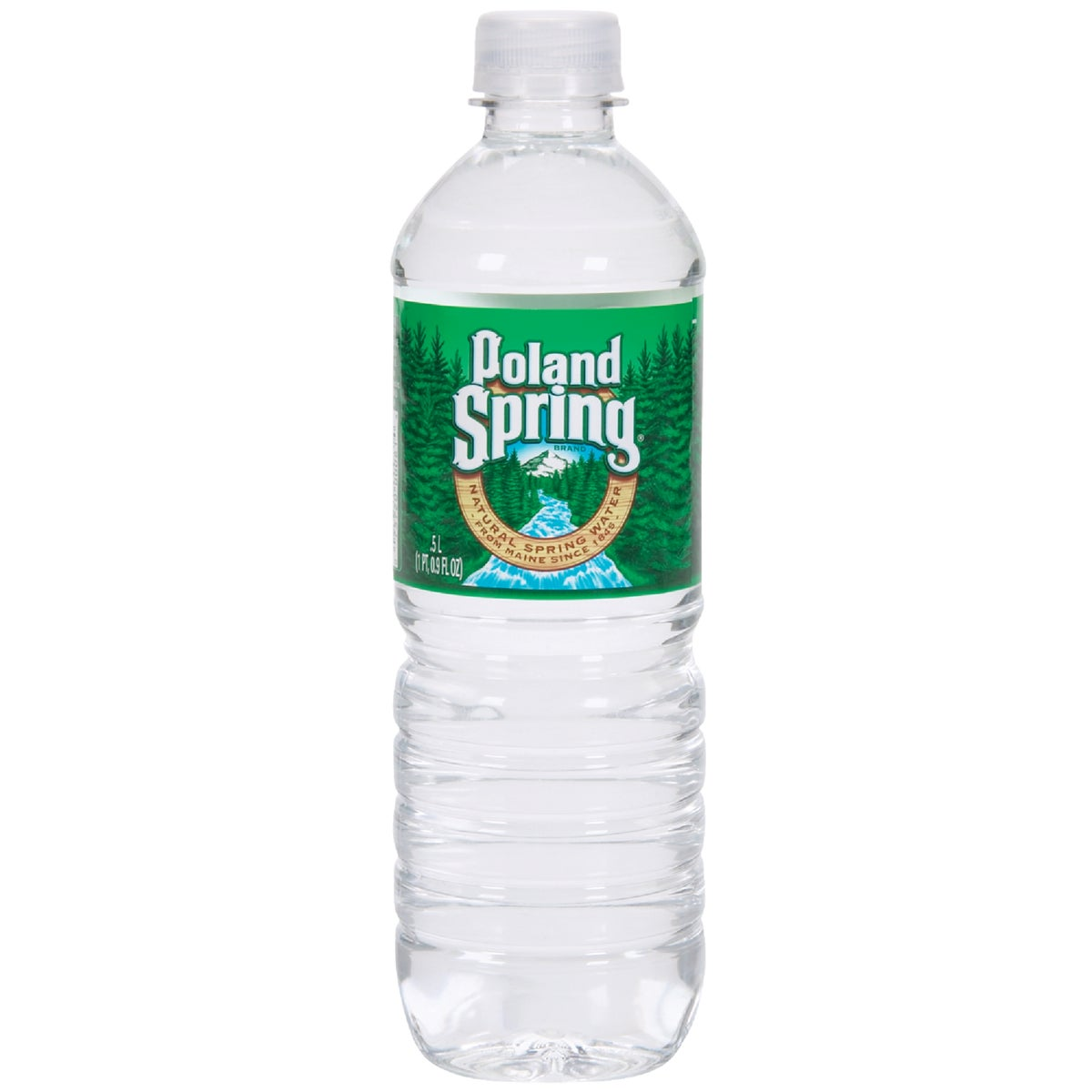 24PK .5L SPRING WATER - 12123879 by Nestle Water