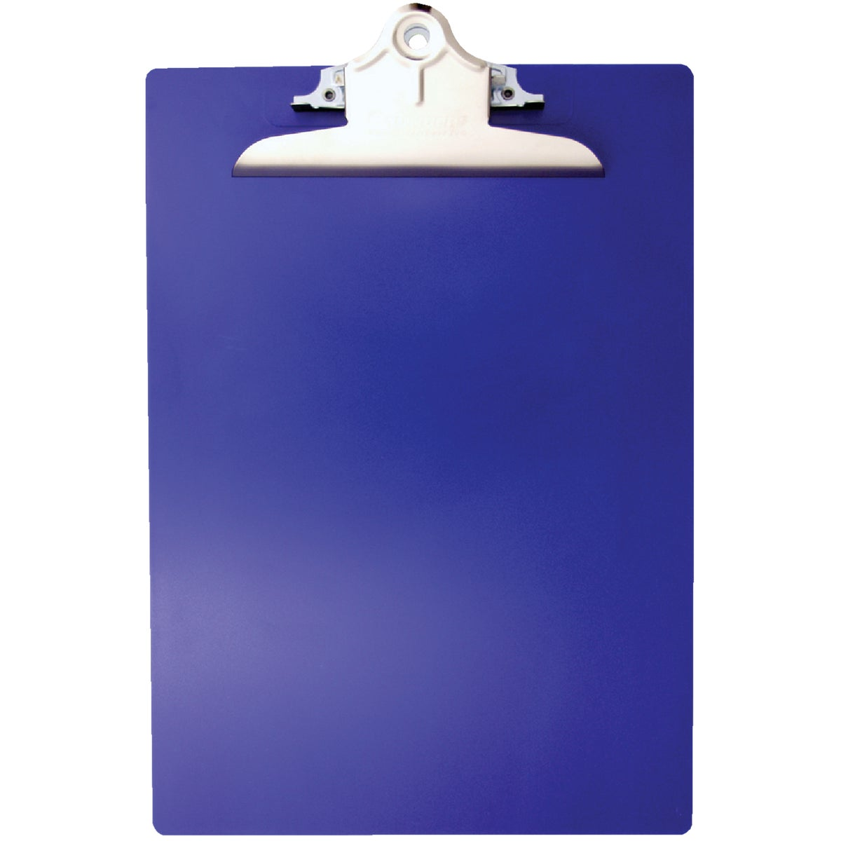 Saunders Recycled Plastic Clipboard, Letter Size 8.5 x 12 Inches, Blue (21602)