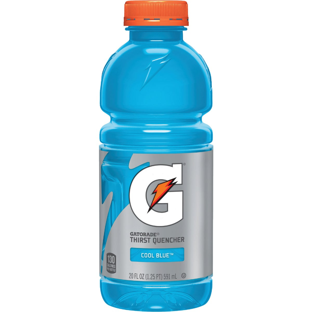 20OZ COOL BLUE RASPBERRY - 32481 by Quaker  Gatorade