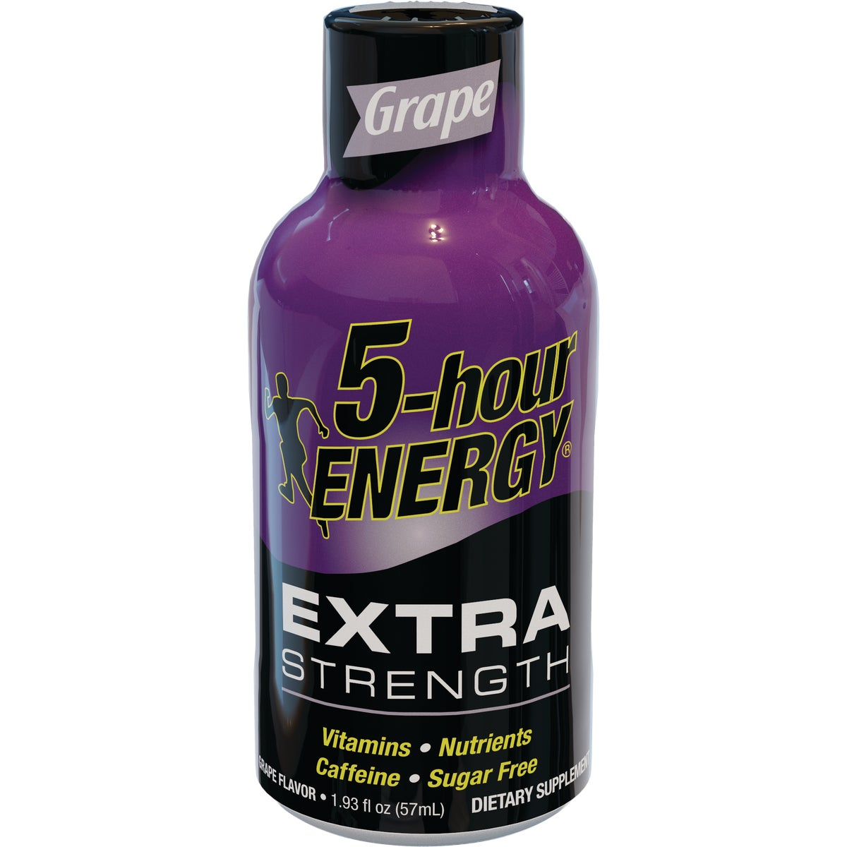 2OZ GRAPE XTRAST ENERGY - 728127 by 5 Hour Energy