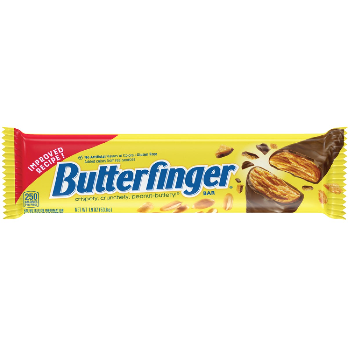 2.1OZ BUTTERFINGER - 1159 by Liberty Distribution