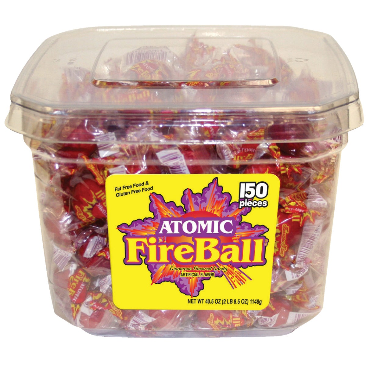 0.3Z ATOMIC FIREBALL TUB