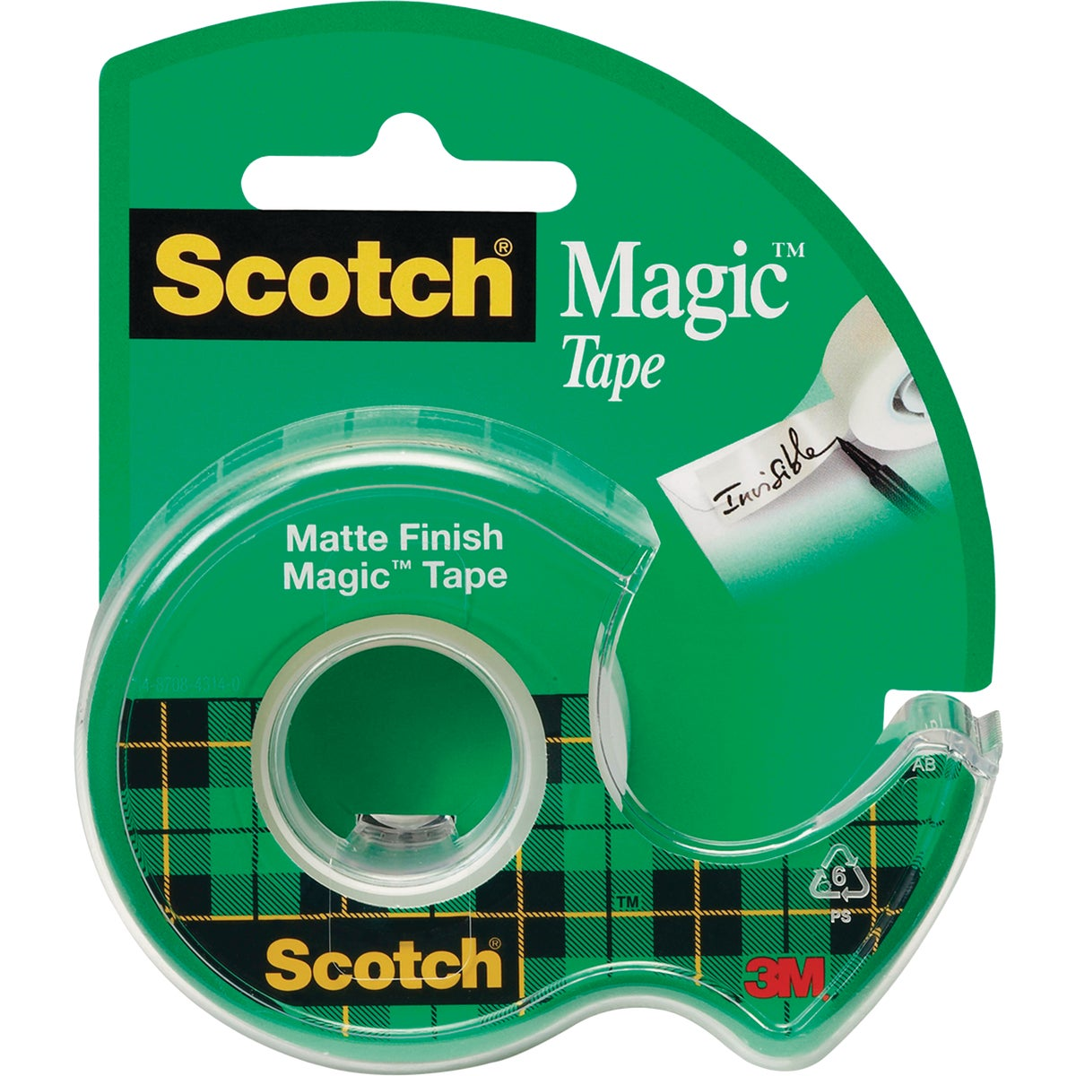 3/4X300 TRANSPARENT TAPE