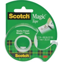 3M 1/2X800 TRANSPARENT TAPE 119