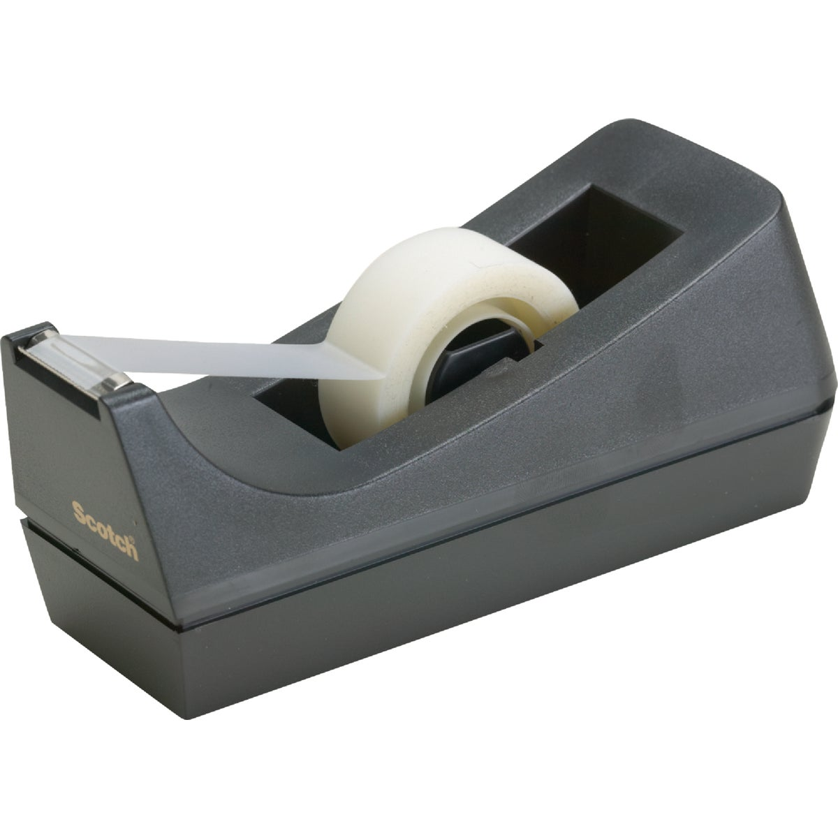 BLK DESK TAPE DISPENSER