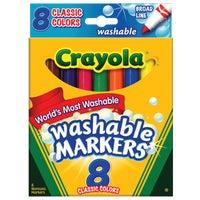 Crayola L L C 8CT COLOR MARKERS 58-7808