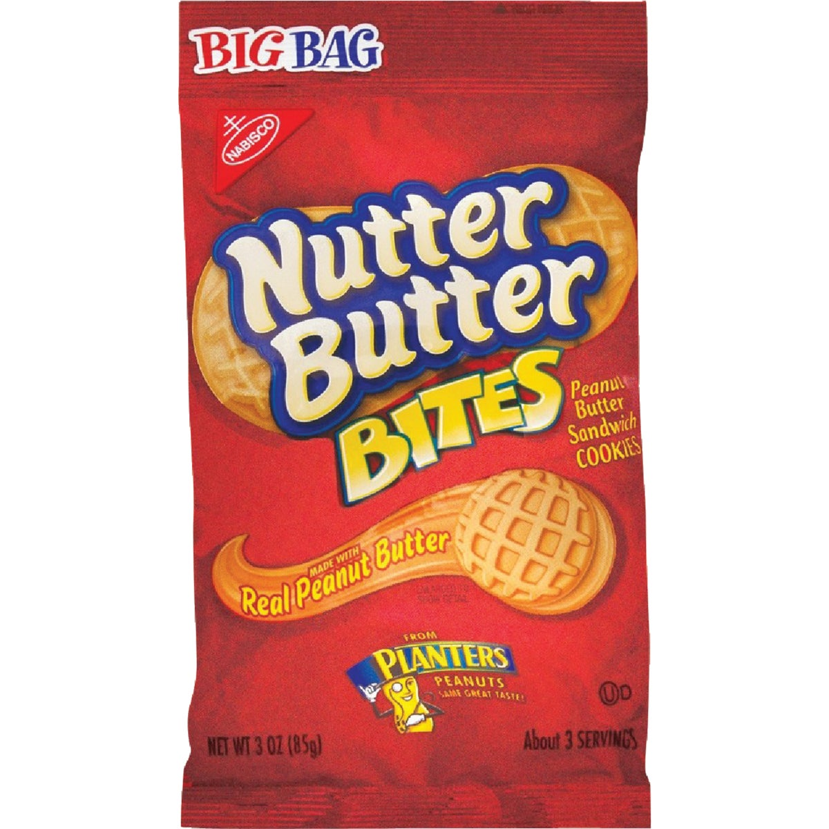 3OZ NUTTER BUTTER BITES