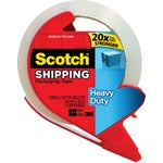 Scotch Packaging Tape with Refillable Dispenser