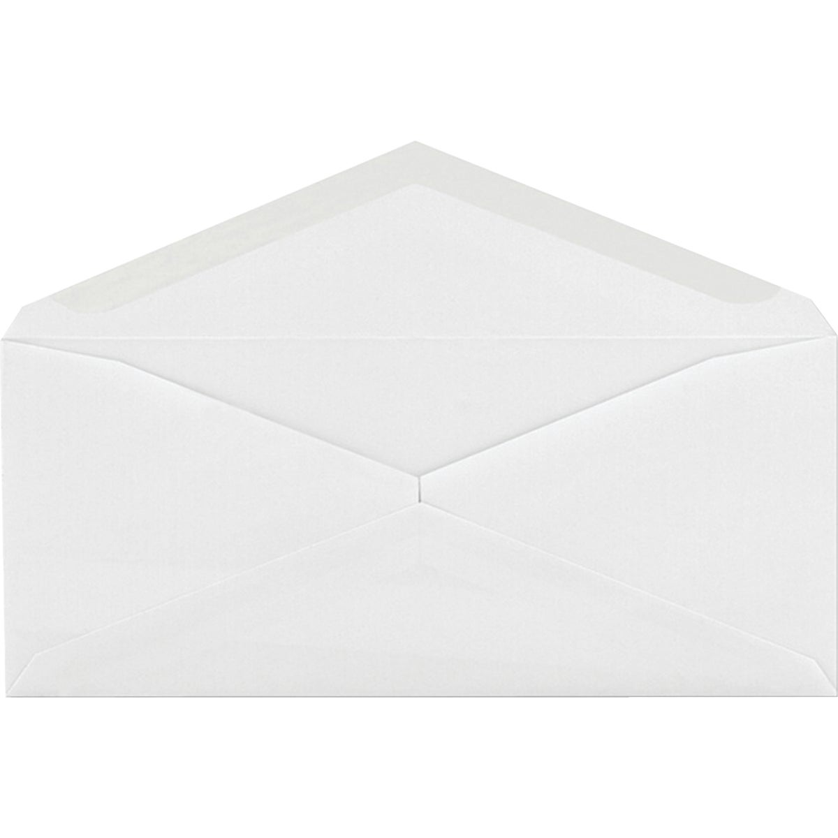 100PK #10 LETTR ENVELOPE - WEVCO196 by United Stationers