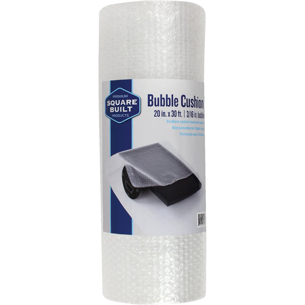 "12""X60' BUBBLE WRAP - RBW1260 by Broadway Industries"
