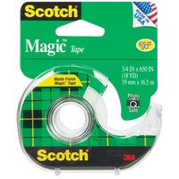 3M 3/4X650 TRANSPARENT TAPE 122
