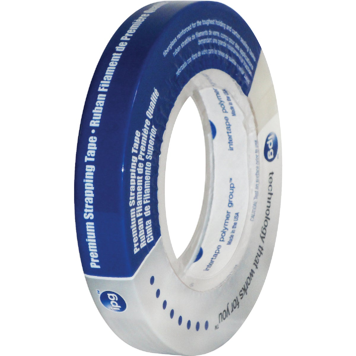 3/4X60 STRAPPING TAPE - 9715 by Intertape Polymer