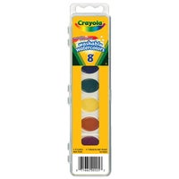 Crayola L L C 8CT WATERCOLORS 53-0525
