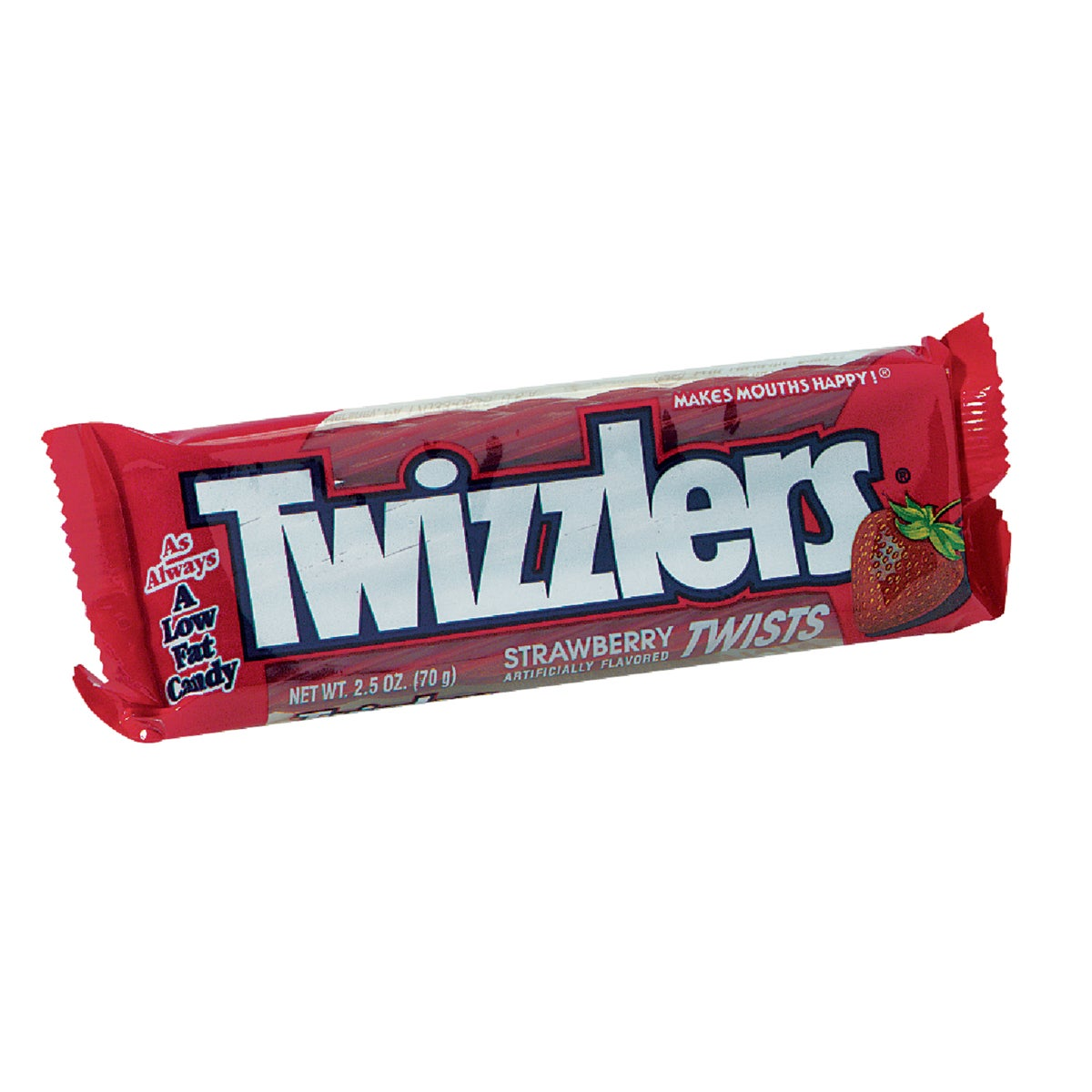 Liberty Distribution 2.5OZ STRAWBERY TWIZZLER 1161