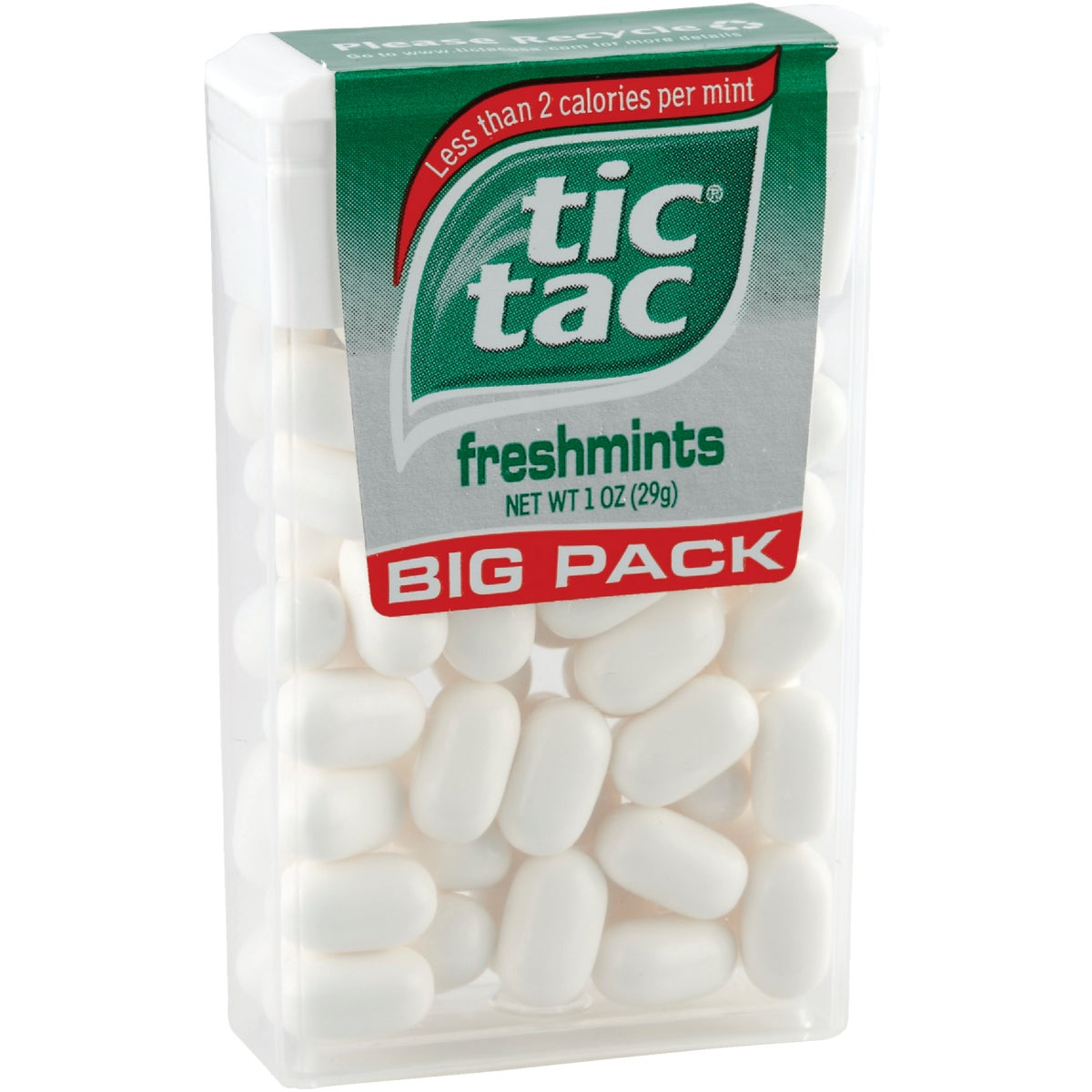 BIG PK FRESHMINT TIC TAC - 112090 by Liberty Distribution