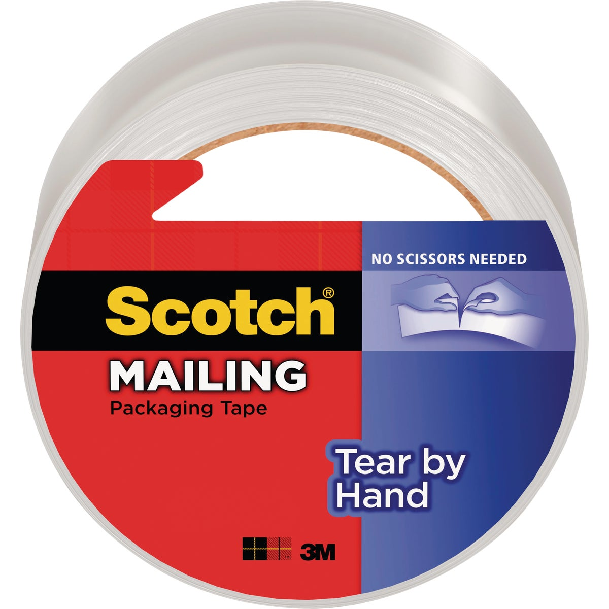 "2""X38YD TEARABLE TAPE - 3842 by 3m Co"